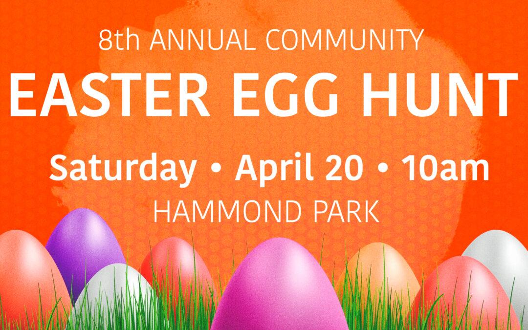 FREE – Community Easter Egg Hunt